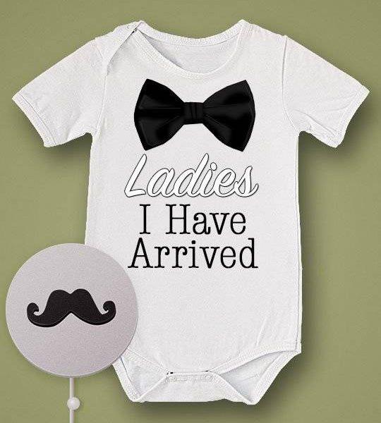 """אוברול לתינוק """"Ladies"""""""