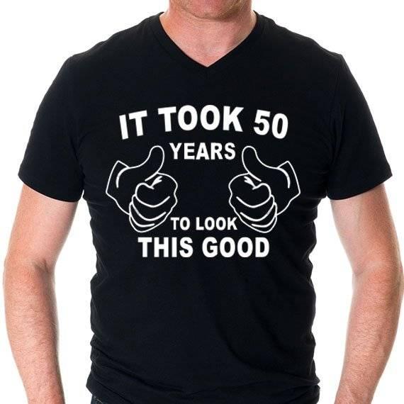 """חולצה מודפסת לגבר """"This Good"""""""