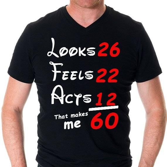הדפסה על חולצה ליום הולדת