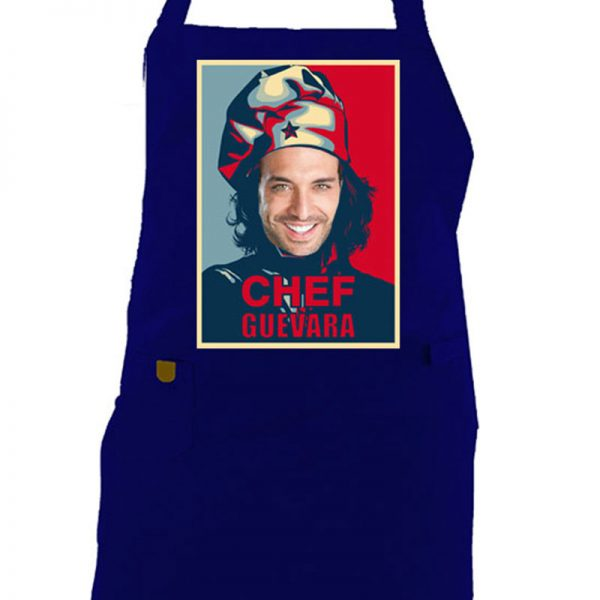 סינר Chef Guevara