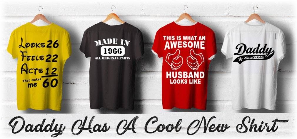 חולצות לאבא וסבא