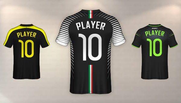 הדפסה על חולצות כדורגל