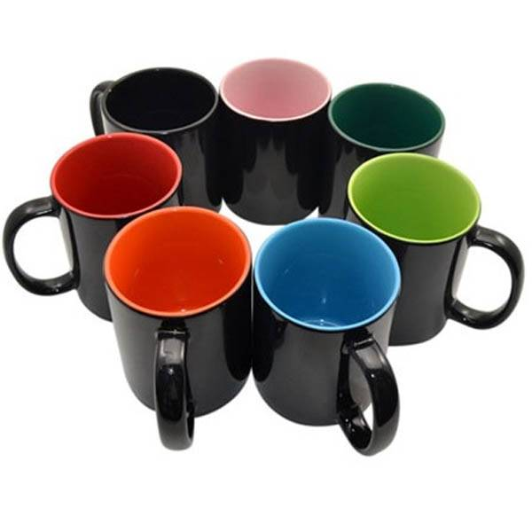 הדפסה על ספל קסם במגוון צבעים