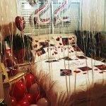 חדר מעוצב ליום הולדת