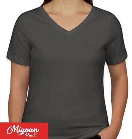 חולצת נשים אפורה