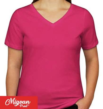 חולצת נשים פוקסיה
