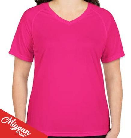 חולצות דרייפיט נשים – מגוון הצבעים