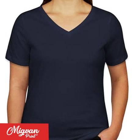 חולצת נשים נייבי