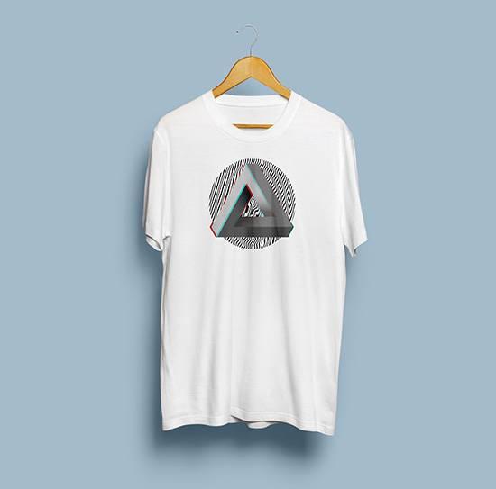 """חולצת היפסטר """"Penrose"""""""