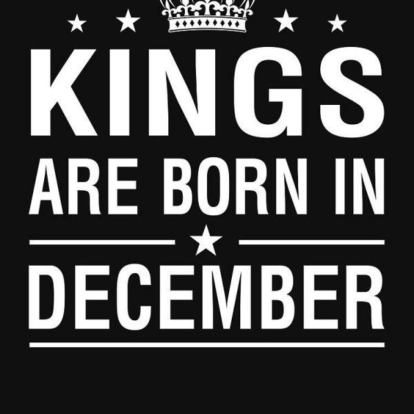 חולצת מלכים Kings Are Born In