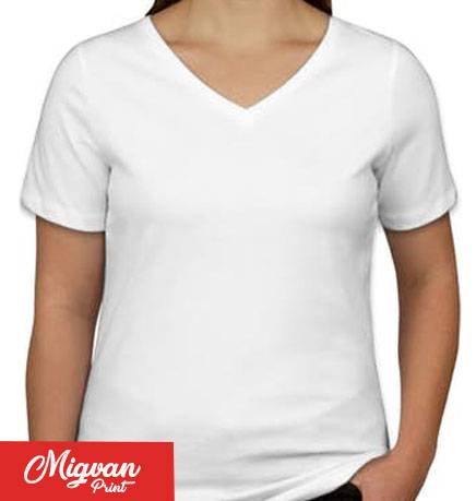 חולצת נשים לבנה