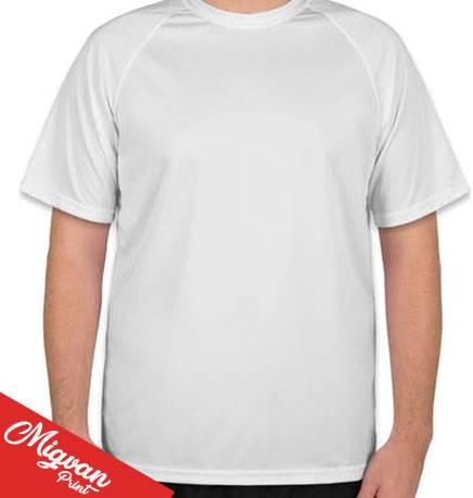 הדפסה על חולצת דרייפיט בזול