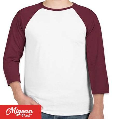 חולצה אמריקאית מודפסת