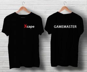 חולצות לחברת אקסקייפ חדרי בריחה