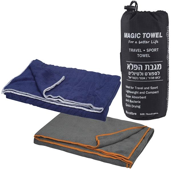 מג'יק מגבת הפלא לטיולים וספורט