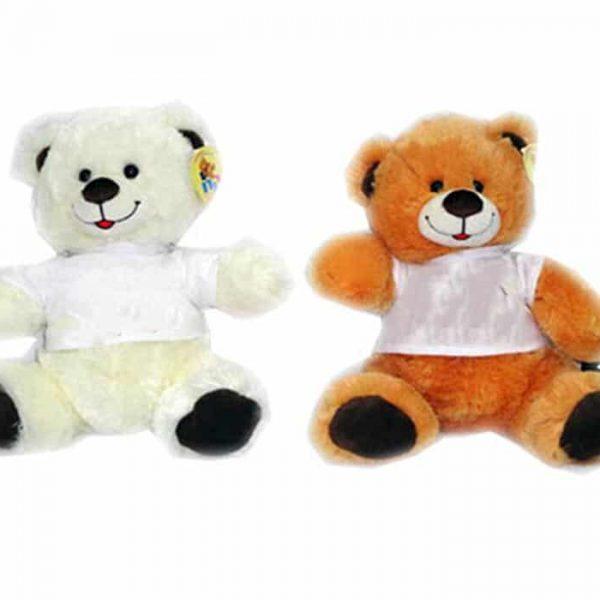 דובי עם חולצה להדפסה בהתאמה אישית