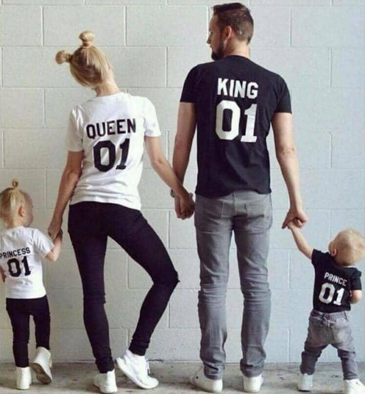 חולצות למשפחה