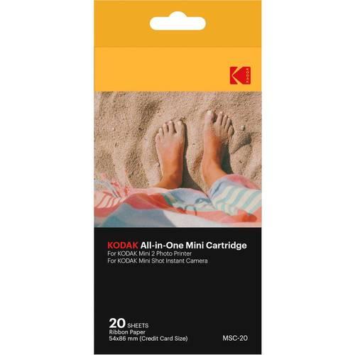 20 פילים למצלמת פיתוח מיידי Kodak Mini Shot