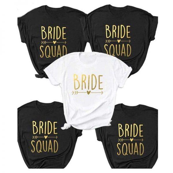 הדפסה על חולצות למסיבת רווקים/ רווקות