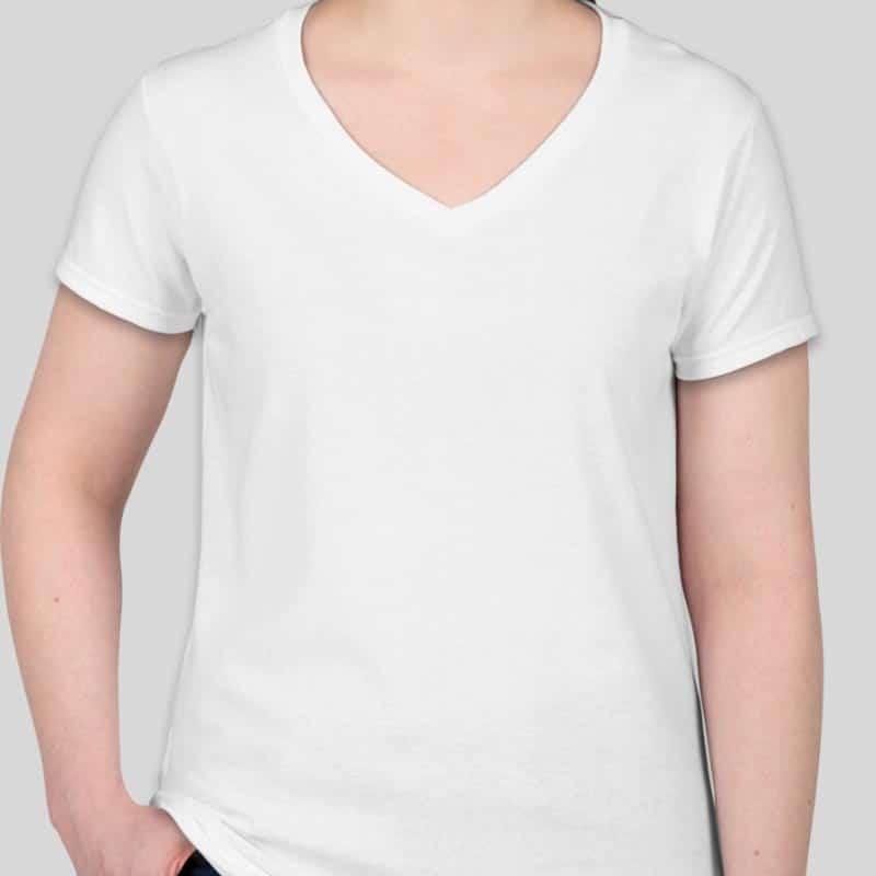 חולצת נשים לבן
