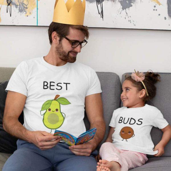 סט לאבא ולילדה/ילד Best Buds
