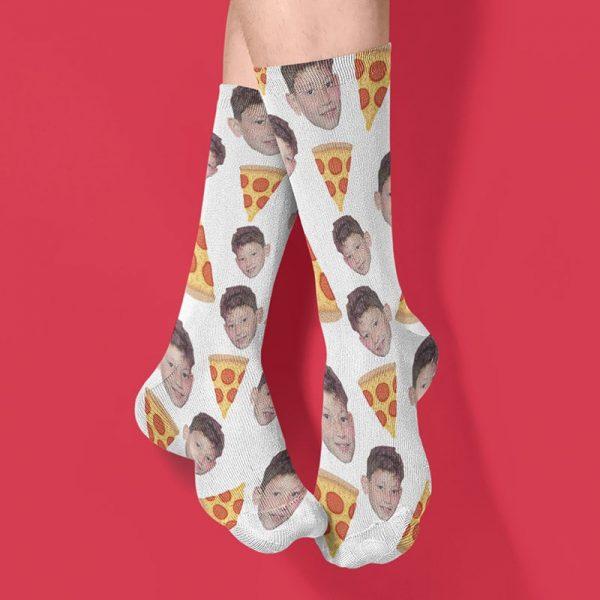 גרביים פיצה