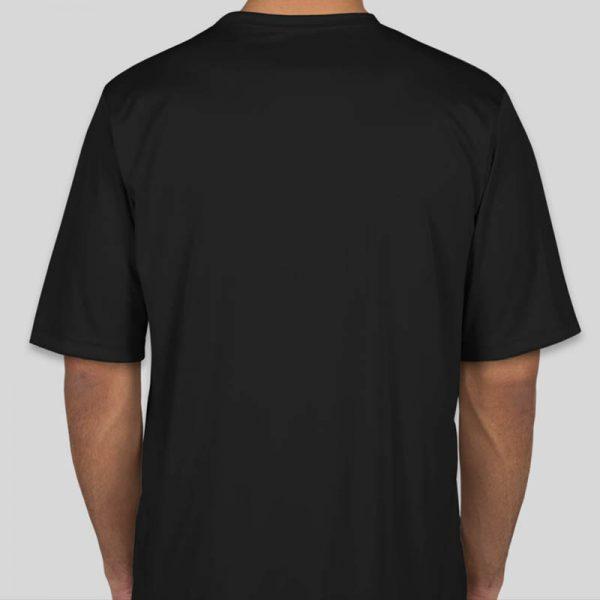 חולצת דרייפיט בצבע שחור גזרת גברים [מותג Box]