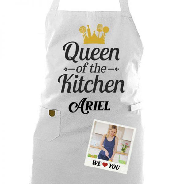 סינר Kitchen Queen